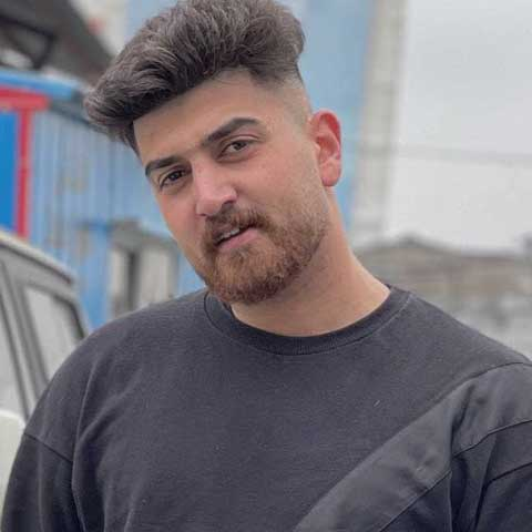 دوتا چشمون آسمون آبی ره مونه ماهان خادمی ft حسین شهابی